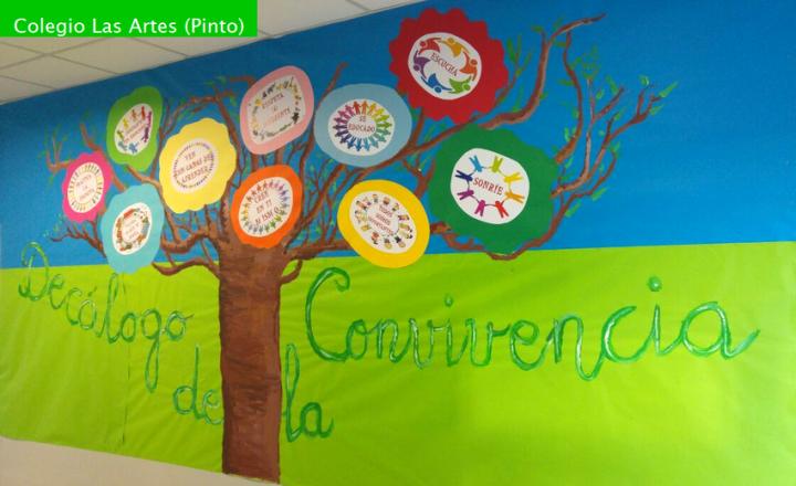 Decálogo de la Convivencia en el Colegio Las Artes
